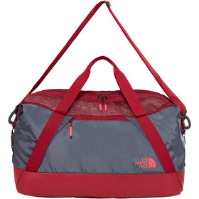The North Face Apex Gym Duffel M turbulence grey/rumba red